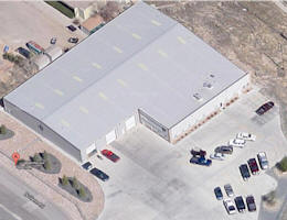 MPI Casper Warehouse