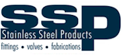 SSP stainless steel fluid system components and assemblies