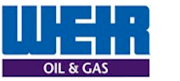Weir provides products and services for the oil and gas industries